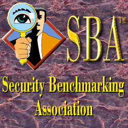 Security Benchmarking Association logo